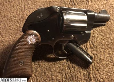 For Sale: Colt Agent with Factory Shroud