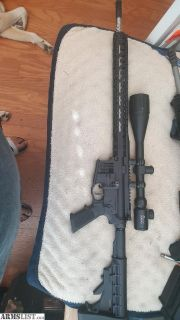 For Sale: F1 Arms 3gun match AR15