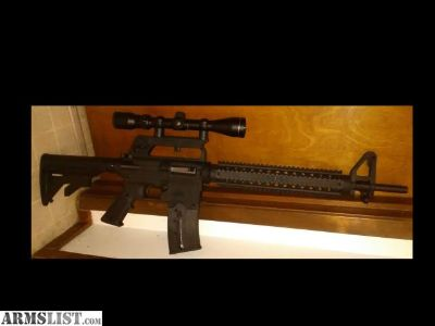 For Sale: MOSSBERG 715T- $125