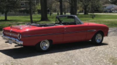 1963 Falcon Convertible V8