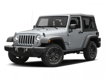 2016 Jeep Wrangler Sport (Bright White Clearcoat)