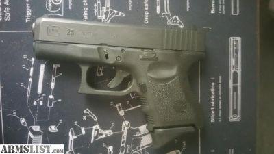 For Sale/Trade: Gen 3 glock 26