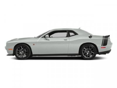 2018 Dodge Challenger 392 Hemi Scat Pack Shaker (White Knuckle Clearcoat)