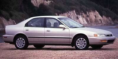 1997 Honda Accord LX (Heather Mist Metallic)