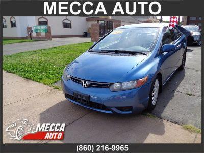 2008 Honda Civic LX (Blue)