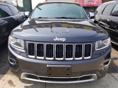 2014 Jeep Grand Cherokee Limited (Granite Crystal Metallic Clearcoat)