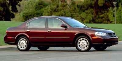 2001 Nissan Maxima GXE (Gray)