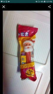Santa claus PEZ