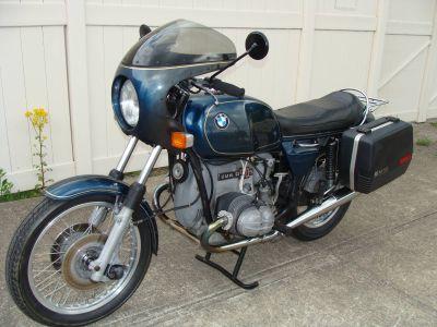 1974 BMW R90S Street Motorcycle Lithopolis, OH