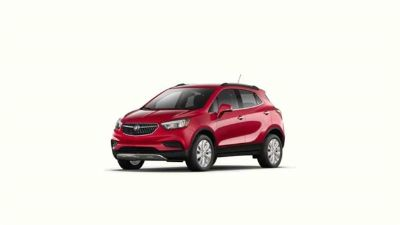 2018 Buick Encore Preferred (Red Metallic)