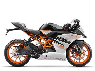 2016 KTM RC 390 Sport Motorcycles Costa Mesa, CA