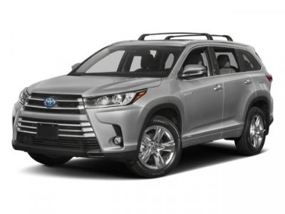2018 Toyota Highlander Hybrid Limited Platinum (WALNUT)