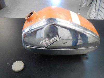 Sell Kreidler-Flory moped gas tank fuel tank motorcycle in Sanger, California, United States