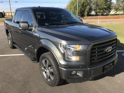 2016 Ford F150 King Ranch ()