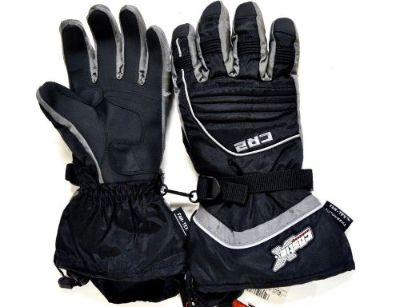 Sell CASTLE X MENS CR2-G5 SC7 SNOWMOBILE GLOVES BLACK SMALL motorcycle in Lanesboro, Massachusetts, United States, for US $39.99