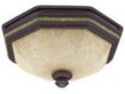 Hunter Belle Meade Bathroom Fan with Light New Bronze with