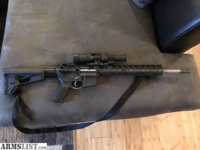 For Sale: AR-15 .300 BLK