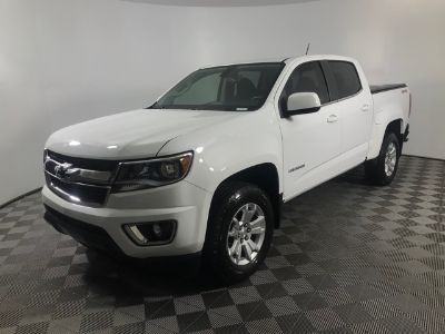 2018 Chevrolet Colorado LT (Summit White)