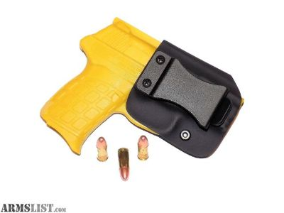 For Sale: Aggressive Concealment PF9IWBLP IWB Kydex Holster Kel-Tec PF9