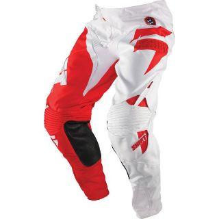 Sell Red/White W36 Shift Racing Faction Skylab Pants 2013 Model motorcycle in San Bernardino, California, US, for US $127.97