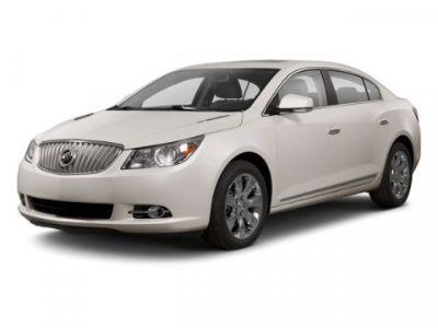 2012 Buick LaCrosse Premium 3 (Mocha Steel Metallic)