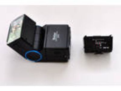 Vivitar Auto Thyristor 3700 Flash for DM/N2 Film SLR Cameras