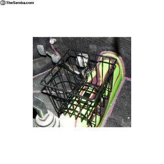 Zvw1010BK. Tunnel Basket, Bug All Years, Black