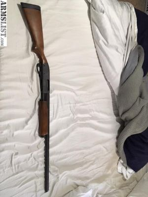 For Sale: Remington 870, barely used