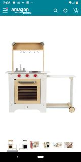 Iso small play kitchen