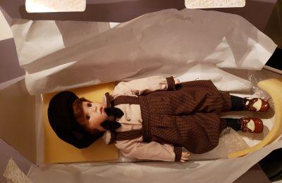 Danny Coca Cola doll