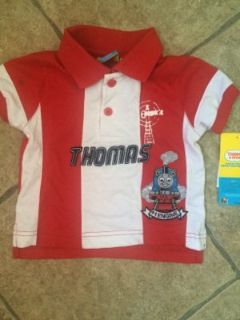 New Thomas The TrainShirt size 18months