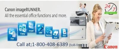 Call at Canon Printer Customer Service 1800-408-6389 Now