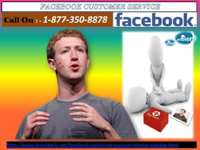 Facebook Customer Service @ 1-877-350-8878 a support to guide you at every step
