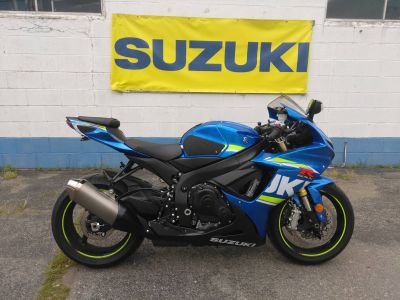 2017 Suzuki GSX-R750 SuperSport Motorcycles West Bridgewater, MA