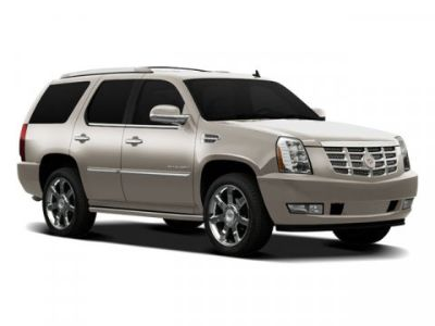 2009 Cadillac Escalade Base (White Diamond Tricoat)