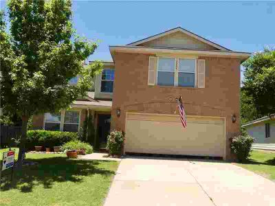 1226 Post Oak Trail ANNA Four BR, Wooded greenbelt lot with a