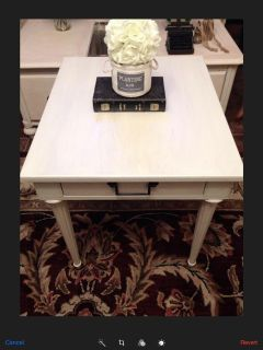 $85, French Style Louis End Table OBO