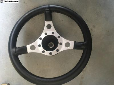 Porsche Steering Wheel Made in France FORMULING?