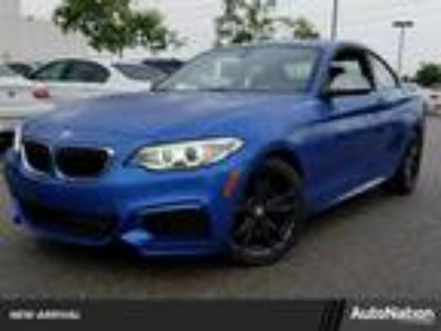 Used 2016 BMW 2 Series Estoril Blue Metallic, 17.2K miles