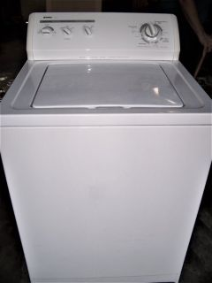 Serviced Kenmore Super Capacity Plus Washer