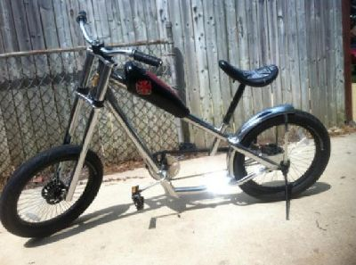 $300 Jesse James West Coast bike