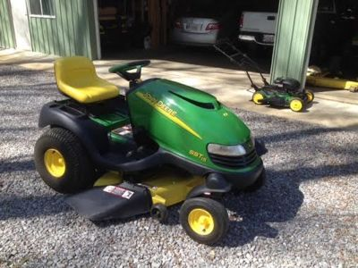 John Deere SST15 Riding Mower