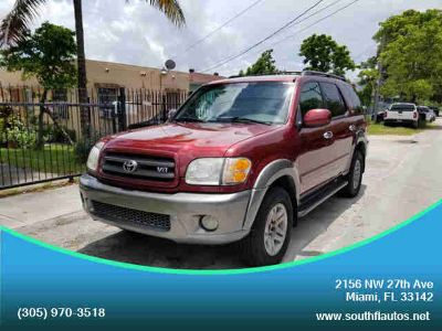 Used 2004 Toyota Sequoia for sale