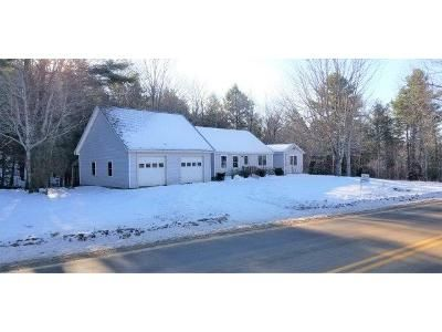 3 Bed 1.1 Bath Foreclosure Property in Palermo, ME 04354 - N Palermo Rd