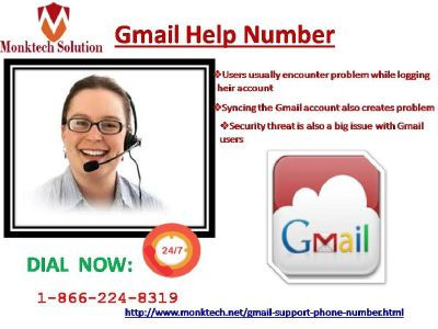 Now Give Single Call @1-866-224-8319 Gmail Helpline Number