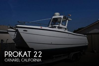 2004 Pro Sport 22 ProKat Center Console with Custom Pilot House