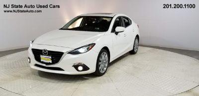 2014 Mazda Mazda3 s Grand Touring (Snowflake White Pearl Mica)