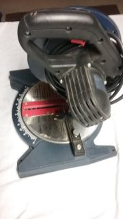 71/4 inch Compound Miter Saw with miter clamp-never used