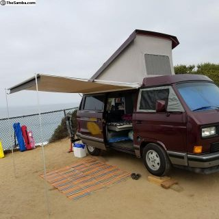 1990 VW Vanagon Westfalia Weekender Multi-Van Rare