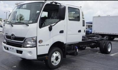 2019 Hino 155 Crew cab, Made by Toyota - - 14500 GVW
